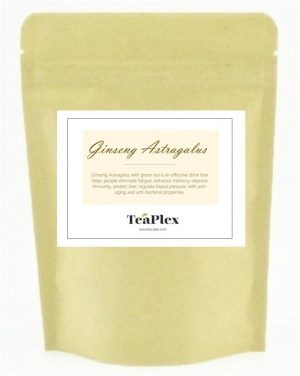 Ginseng Astragalus Tea